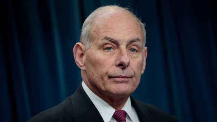 White House Chief Of Staff John Kelly to Leave Job