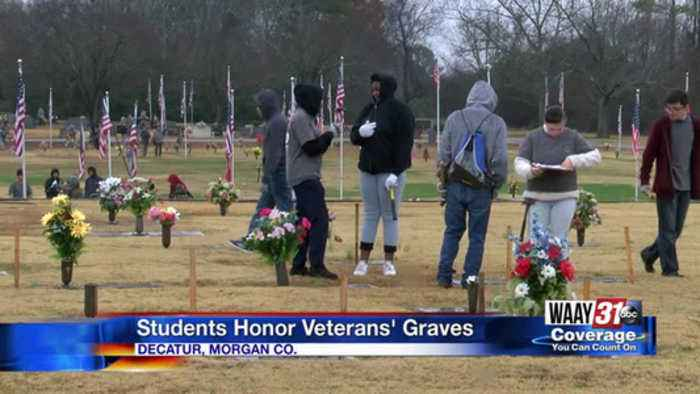 Wreaths for 77th Pearl Harbor Anniversary