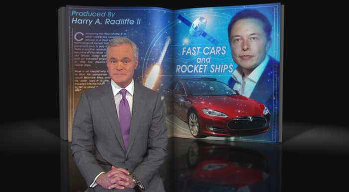 2014: Tesla and SpaceX — Elon Musk's industrial empire
