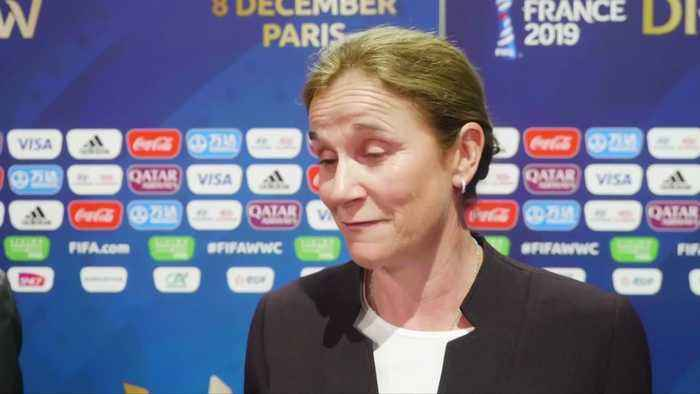 Coaches Ellis, Gerhardsson, and Letelier looking forward to Women's World Cup after draw