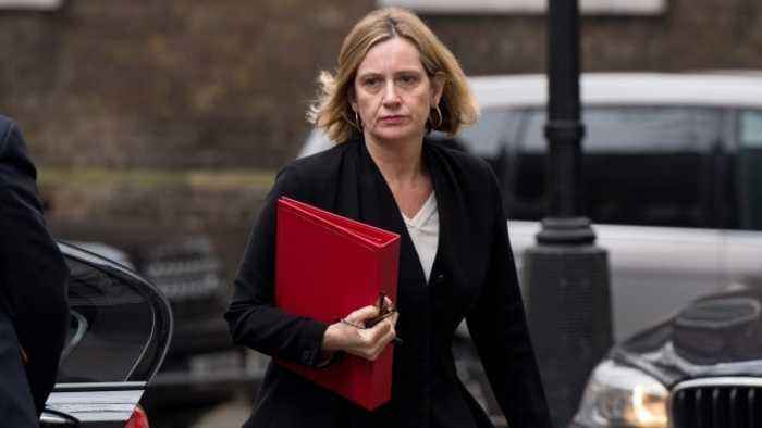 Rudd Suggests 'Plan B' to May's Brexit Deal Ahead of Vote