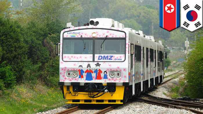 North and South Korea to conduct joint survey on railway lines
