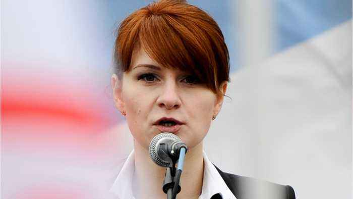 Accused Russian Agent Butina Prepares To Plead Guilty