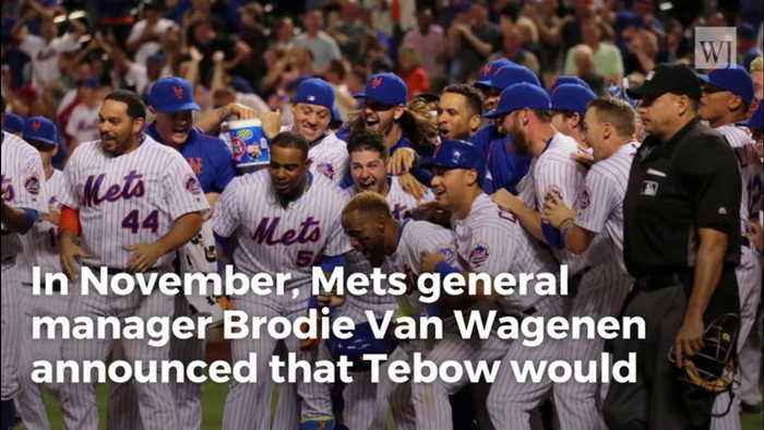 Mets GM Gives Big Update on Tim Tebow's Quest for MLB