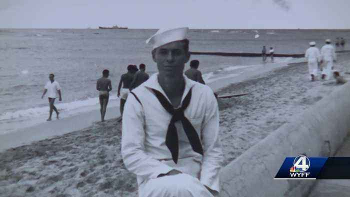 WWII era sailor from Upstate returns home after 77 years