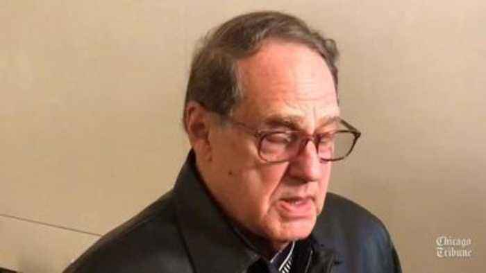 'There's no finer person': White Sox chairman Jerry Reinsdorf on Harold Baines' Hall of Fame selection