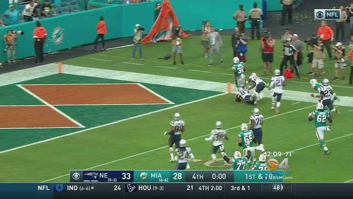 Dolphins' Miracle Play