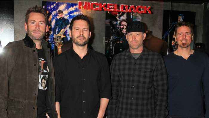 Nickelback Responds To New 'Once Upon A Deadpool' Trailer