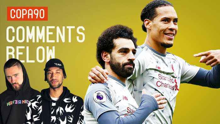 Man City Defeated: Are Liverpool Now Title Favourites? | Comments Below