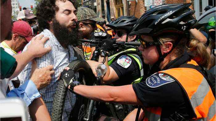 Jury Convicts Man Who Drove Into Charlottesville Counter-Protesters, Killing A Woman