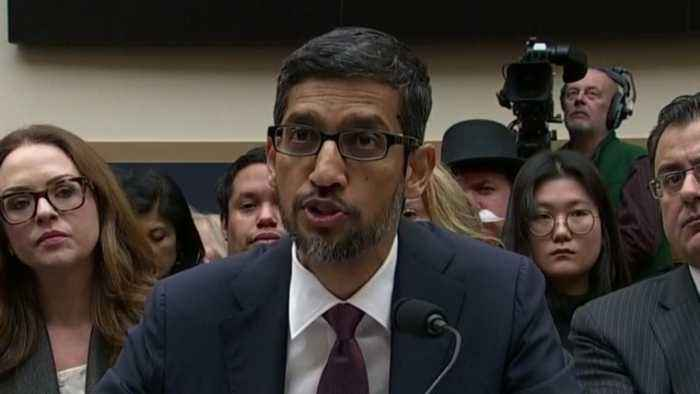 Top takeaways from Google CEO Sundar Pichai's testimony
