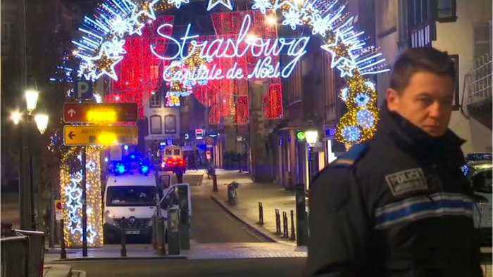 Shooting In Strasbourg Leaves At Least One Dead, Six Others Wounded