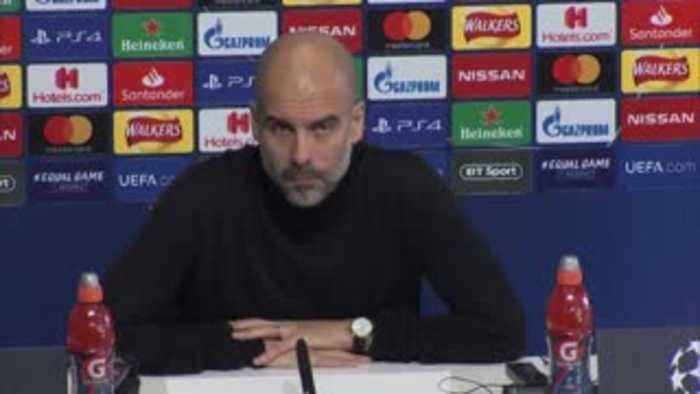 Guardiola: Racism is everywhere