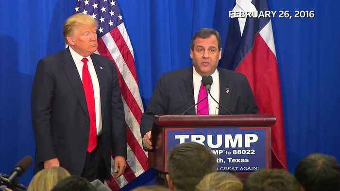 Trump considering Christie, Meadows, for chief of staff: sources