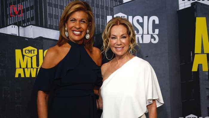 Kathie Lee Gets Emotional Announcing 'TODAY' Exit