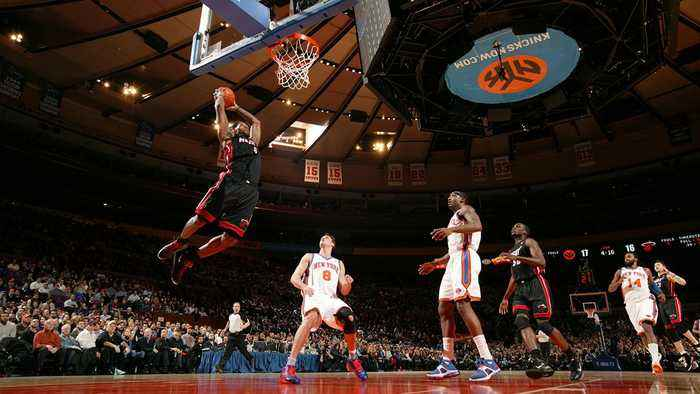 Looking Back at LeBron's Best Performances in MSG After His 'Here or In the Garden' Remark