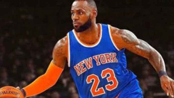 LeBron James REVEALS He Was Going To SIGN With the KNICKS!