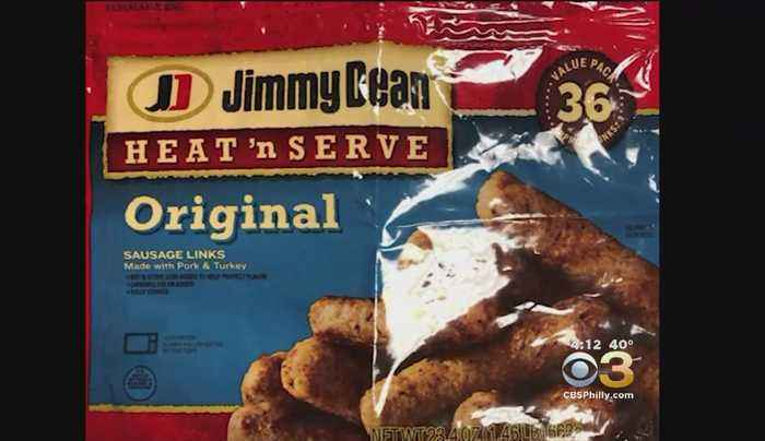 Jimmy Dean Sausage Recalled For Possible Contamination