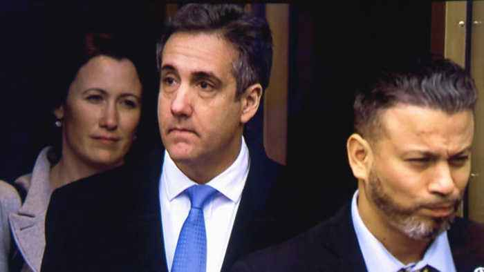 Former Trump attorney Michael Cohen sentenced to 3 years in prison