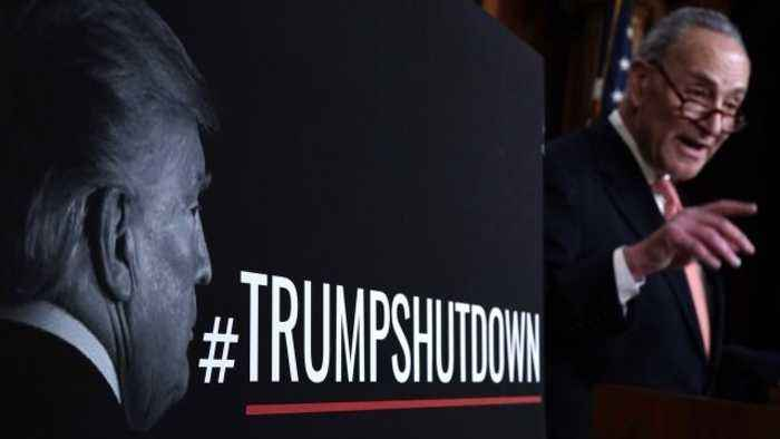 Government Shutdown Threats Increase With Partisanship