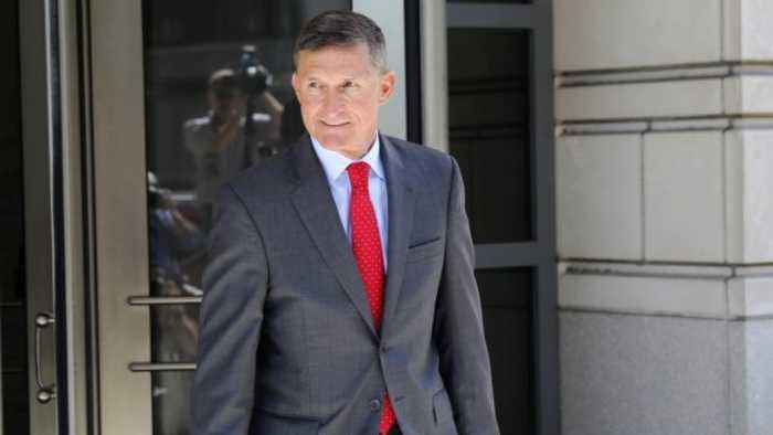 Michael Flynn's Lawyers Ask Judge to Spare Him From Prison