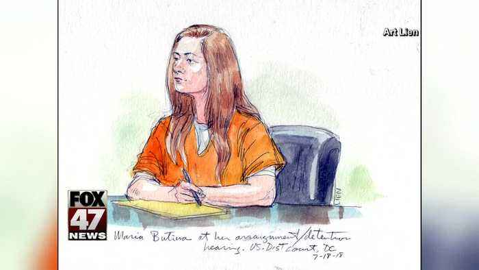 Maria Butina expected to change plea to guilty