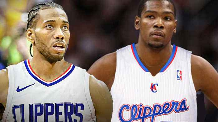 LA Clippers Share SECRET Plan To Go After Kawhi Leonard & Kevin Durant In Free Agency!