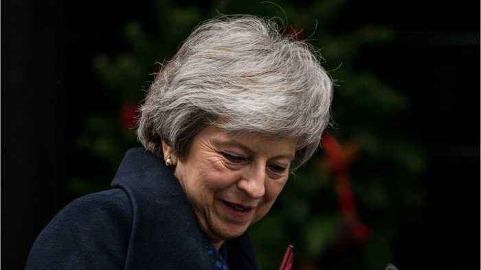 British Prime Minister Theresa May Faces No Confidence Vote