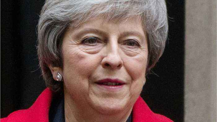 May Makes It Through Vote Of No Confidence