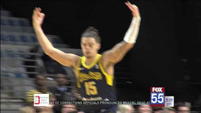 Gray Finding Groove with Mad Ants