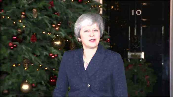 Bruised Theresa May Returns To Brussels For Help