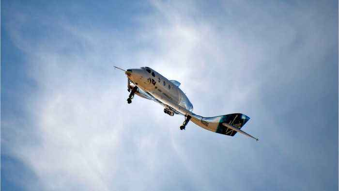 Virgin Galactic To Attempt Space Flight Today