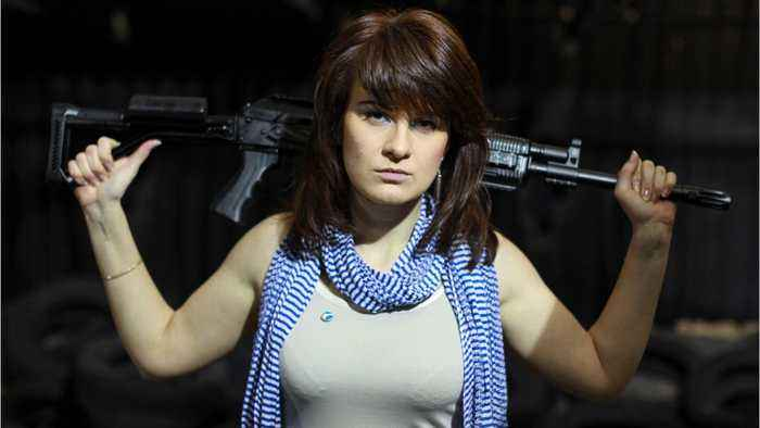 Accused Russian Agent Maria Butina Pleaded Guilty To Conspiring Against The US