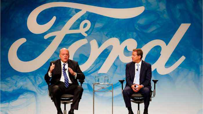 Ford Says Jobs At Michigan Plant Will Be Shifted, Not Cut