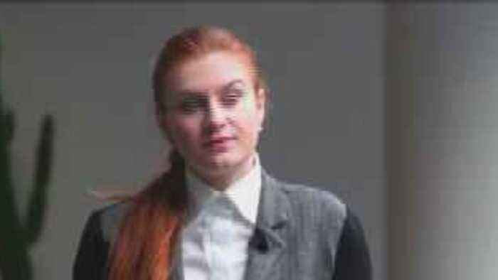 Alleged Russian spy Maria Butina pleads guilty to conspiracy