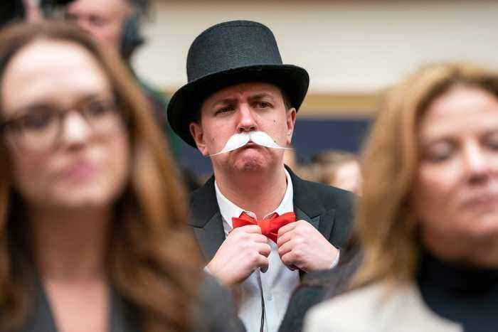 D.C. Lawyer Behind Monopoly Man Says Costume Is More than a Stunt