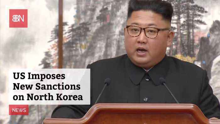 New Sanctions Are Imposed On North Korea