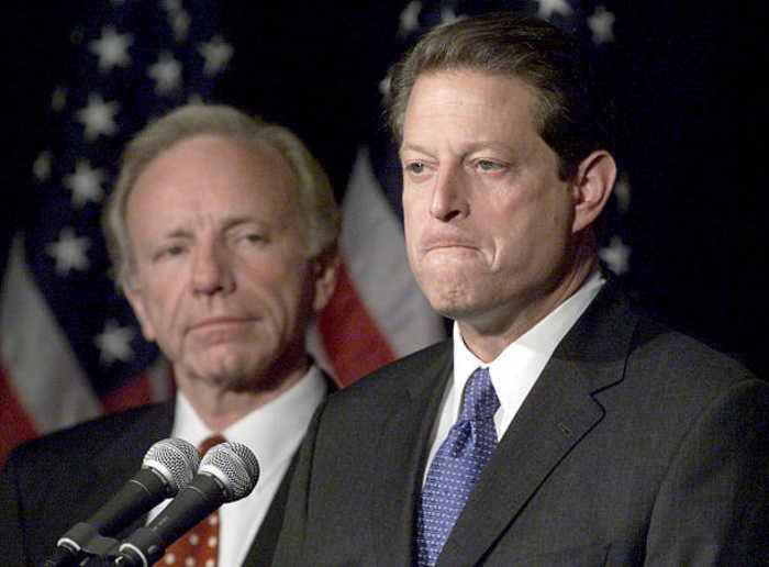 This Day in History: Al Gore Concedes Presidential Election