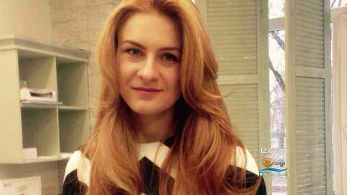 Alleged Russian Spy Maria Butina Pleads Guilty