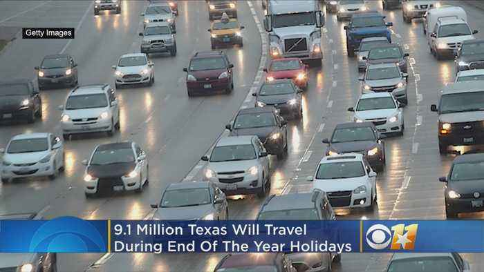 AAA Predicts More Than 9 Million Texans Will Travel Over Holidays