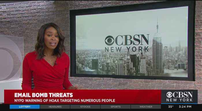 NYPD: Bomb Threats 'Not Considered Credible'