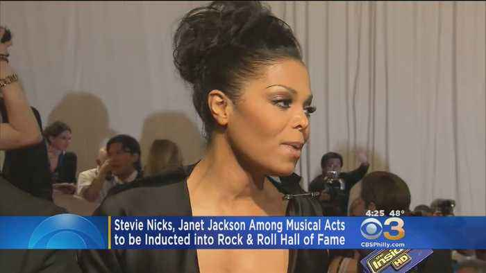 Stevie Nicks, Janet Jackson Headline 2019 Rock And Roll Hall Of Fame Inductions
