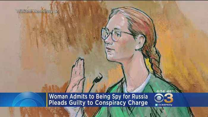 Woman Accused Of Being Spy For Russian Government Pleads Guilty