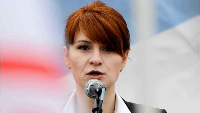 Russian Agent Maria Butina Pleaded Guilty To Conspiracy Charge