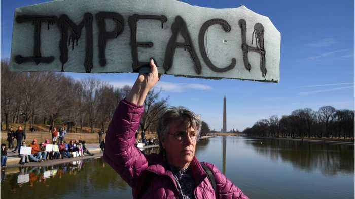 Trump Reportedly Fears The Prospect Of Impeachment
