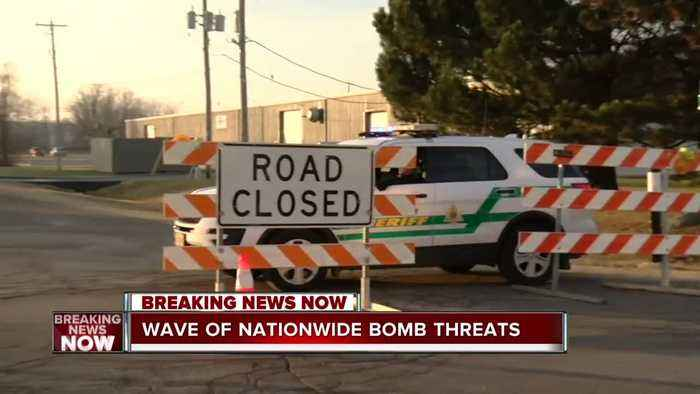 Bomb threats emailed to multiple locations across the country, including Southeast Wisconsin