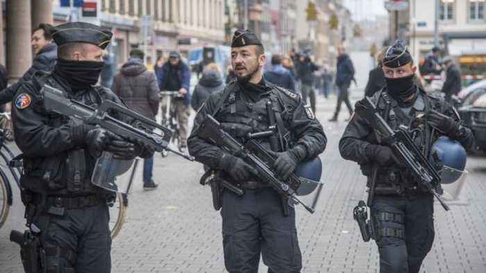 Strasbourg Shooter Killed by French Police