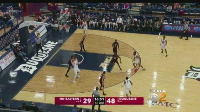 Duquesne Remains Perfect At Home