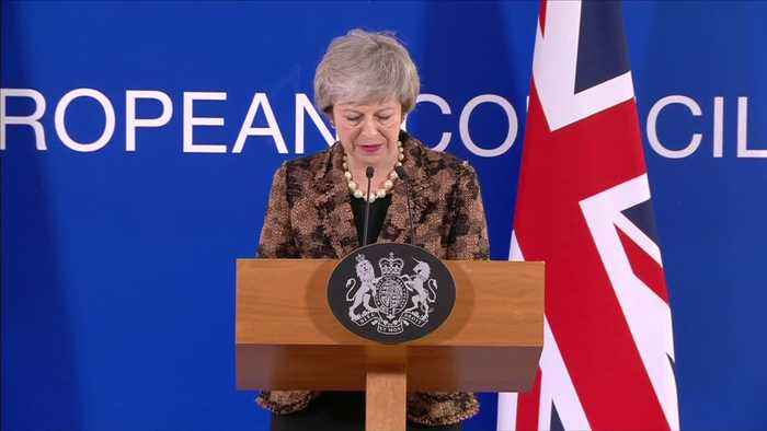 Still possible to get Brexit reassurances from EU, says UK PM May