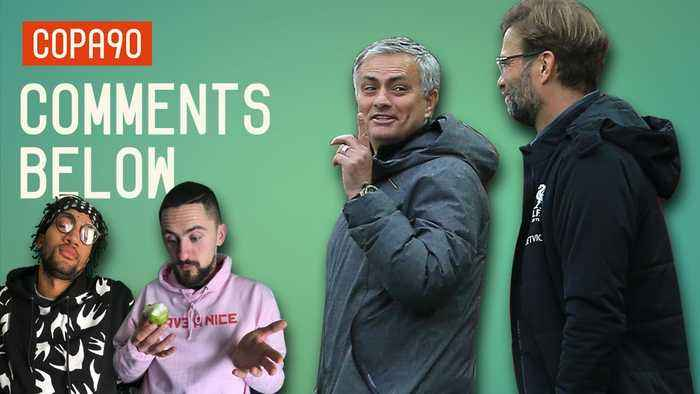 Can Man United & Mourinho Burst Liverpool's Bubble? | Comments Below